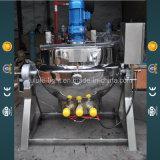 De acero inoxidable de calefacción eléctrica de gel de ducha de mezcla de tanque