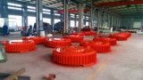 El hierro aprobado de la serie Rcdb-8 de ISO/Ce/se seca/separador electromágnetico para la separación del mineral de la magnetita
