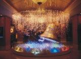 第2大きいLEDの結婚式ライトをつけるLEDの結婚式の中心
