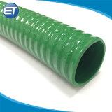 Pressione a temperatura elevata tubo flessibile industriale dell'elica di vuoto del PVC da 12 pollici