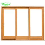 precio de fábrica de puertas correderas de PVC para materiales de construcción de la puerta de PVC
