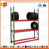 Estante de poca potencia del almacenaje del almacén del neumático del metal de la alta calidad (Zhr124)
