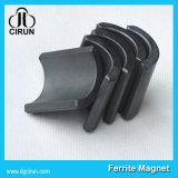 Магнит мотора форменный феррита дуги высокого качества керамический