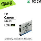 De nieuwe Decoderende Digitale Batterij van de Camera voor de Hoeveelheid van de Elektriciteit van de Vertoning van Ixus A2300 van de Canon nb-11L