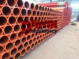 Schwing Dn125 Bomba concreto tubo endurecidas (45mn2/ 55mn)