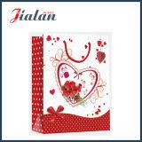 Großhandelsförderung-Valentinstag-Geschenke, die Einkaufen-Träger-Papierbeutel packen
