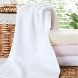 Quick-Dry 100%年の綿の柔らかいスポーツタオル(DPFT8073)