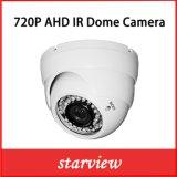 """1/2.8 """" macchina fotografica del CCTV della cupola del SONY CMOS 1.0MP 720p Ahd IR"""