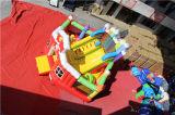 Pretpark van de Cursus van de Hindernis van de school het Opblaasbare Opblaasbare Voor Jonge geitjes Chob1125