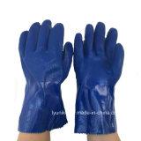 Ближний свет Flock-Lining красный латекс уборку перчатки