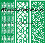 Folha da espuma do PVC da impressão
