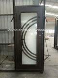 Portelli di entrata moderni superiori quadrati del ferro saldato di stile