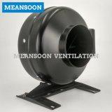 5 polegadas de ventilador Inline do duto de ventilação do Hydroponics