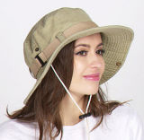 Design novo Cowboy Bucket Hat com 3D Embroidery