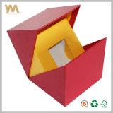 Boîte-cadeau de papier de fantaisie pour le parfum