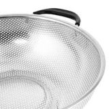 Multifuncional porosa cestos de filtro de metal perfurada