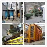 Cadena de producción del P.B máquina de la carpintería, línea de la tarjeta de Partical, cadena de producción de Partical