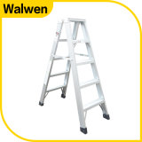 Высокое качество Складная лестница из алюминия домашних хозяйств