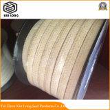 En fibre aramide avec une bonne résistance chimique d'emballage, de haute résilience, Faible Débit froid.