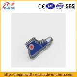 Alimentation d'usine de chaussures bon marché de l'émail personnalisé métal Badge