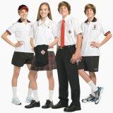Boys&Girls를 위한 주문 학교 로고 고등학교 제복