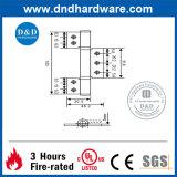 De Scharnier van de Bladeren van de hardware SUS304 Drie voor Brand Geschatte Deur (DDSS043)