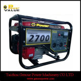 2000W Copper Wire Recoil Start Loncin Gasoline Generator