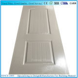 Кожи двери меламина пиломатериала MDF HDF прокатанные интерьером деревянные отлитые в форму