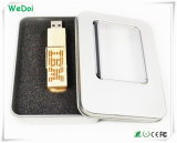 Clip USB Flash USB com garantia de 1 ano como presente promocional (WY-W47)