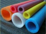 PE 거품 기계를 만드는 플라스틱 관 덮개 보호 관 압출기