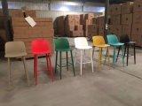 Мода творческих пластмассовый стержень табурет PP пластиковые стулья бар место Председателя