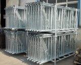 Landwirtschaftliche Maschine-Stahlkuh-Kopf-Verschlüsse für Molkerei-Gebrauch-Kuh-Zufuhr