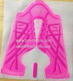 最新のデザインKpuの靴甲革の成形機