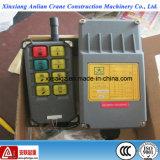 O controlo a distância amplamente utilizado do guindaste de Xj-A6s