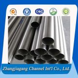 Tubo Titanium sem emenda da baixa densidade da indústria de ASTM B338 Gr1