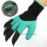Сад Джина рабочие перчатки с зацепами
