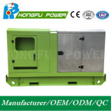 Генератор основной силы силы 200kw/250kVA звукоизоляционной тепловозный с двигателем Shangchai Sdec