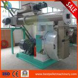 1-20t Alimentação Animal Máquina de moinho de péletes linha de pelotas de casca de arroz