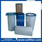 Cartucho de filtro de polvo de HEPA