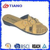 Footbed comodo Lady EVA Beach Slipper con Flower (TNK20076)