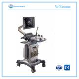 Máquina 2017 del ultrasonido del sistema de la carretilla del uso del hospital de Facory