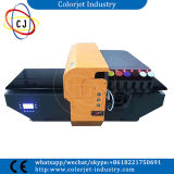 A2 formato di vendita caldo, Cj-R4090UV, stampante di getto di inchiostro a base piatta UV, stampante del PVC