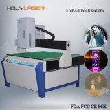 De grote Laser die van het Glas van het Kristal van de Gravure van de Grootte de Machine van de Printer merken