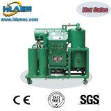 Sistema vegetal usado da filtragem do óleo