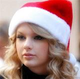 Protezione personalizzata di natale del cappello della Santa di natale di Aults di alta qualità
