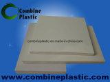 Placa impermeável e do peso leve 18mm do PVC da espuma para o armário