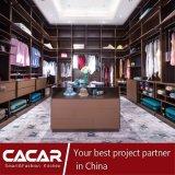 Cumar hochwertige kundenspezifische hölzerne Garderoben-Wandschränke