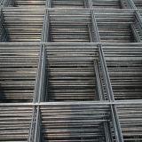 Черный сварной проволочной сетки панели