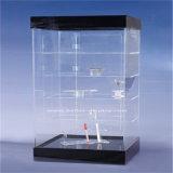 Coffrets d'étalage acryliques clairs faits sur commande