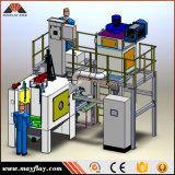세륨 주물 & 용접 찌꺼기를 위한 승인되는 턴테이블 탄 망치 대가리로 두드리기 기계
